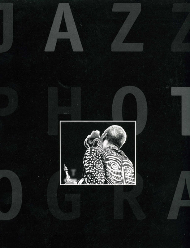 Matthias Creutziger, Jazzportraits – Fotobuch des Jazz