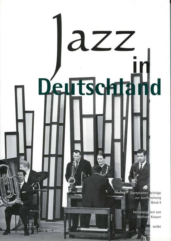 Wolfram Knauer, Jazz in Deutschland