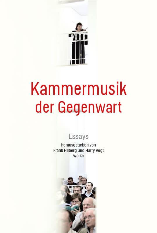Frank Hilberg, Harry Vogt (Hg.), Kammermusik der Gegenwart