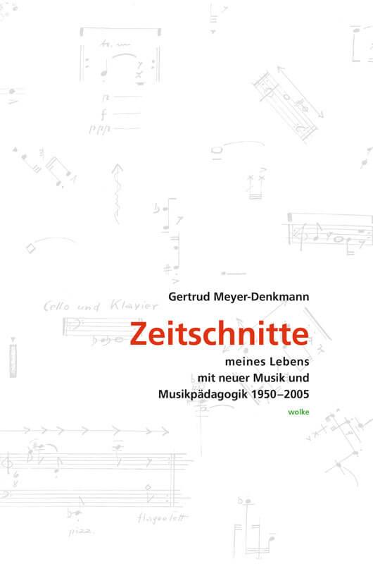 Gertrud Meyer-Denkmann, Zeitschnitte