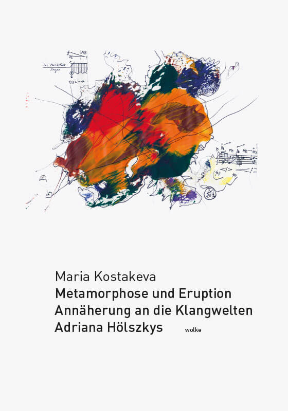 Maria Kostakeva, Metamorphose und Eruption