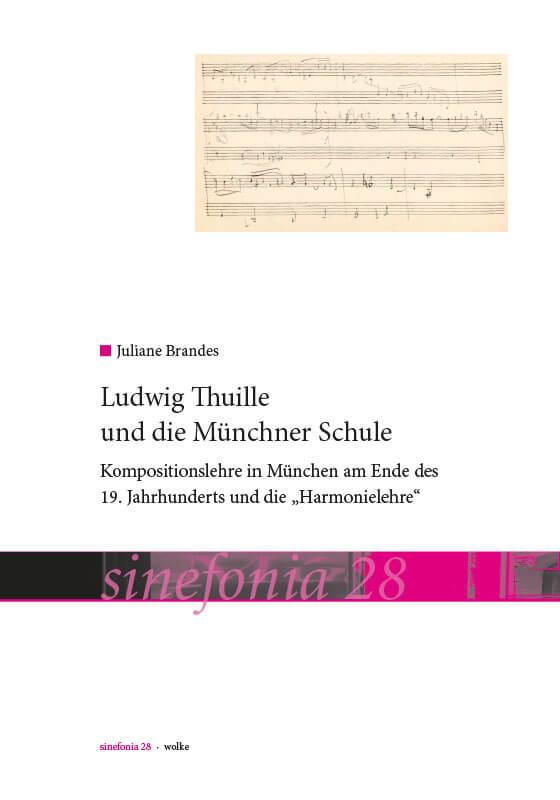 Juliane Brandes, Ludwig Thuille und die Münchner Schule