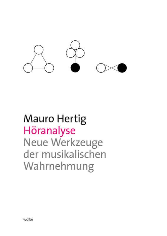 Mauro Hertig, Höranalyse. Neue Werkzeuge der musikalischen Wahrnehmung